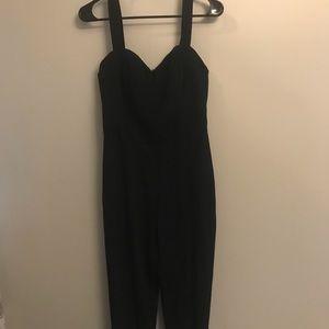 **NEW** black jumpsuit (size 12) 🖤